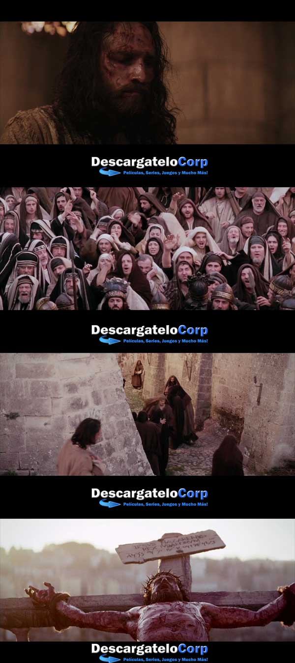 Descargar La Pasion de Cristo HD 1080p Latino