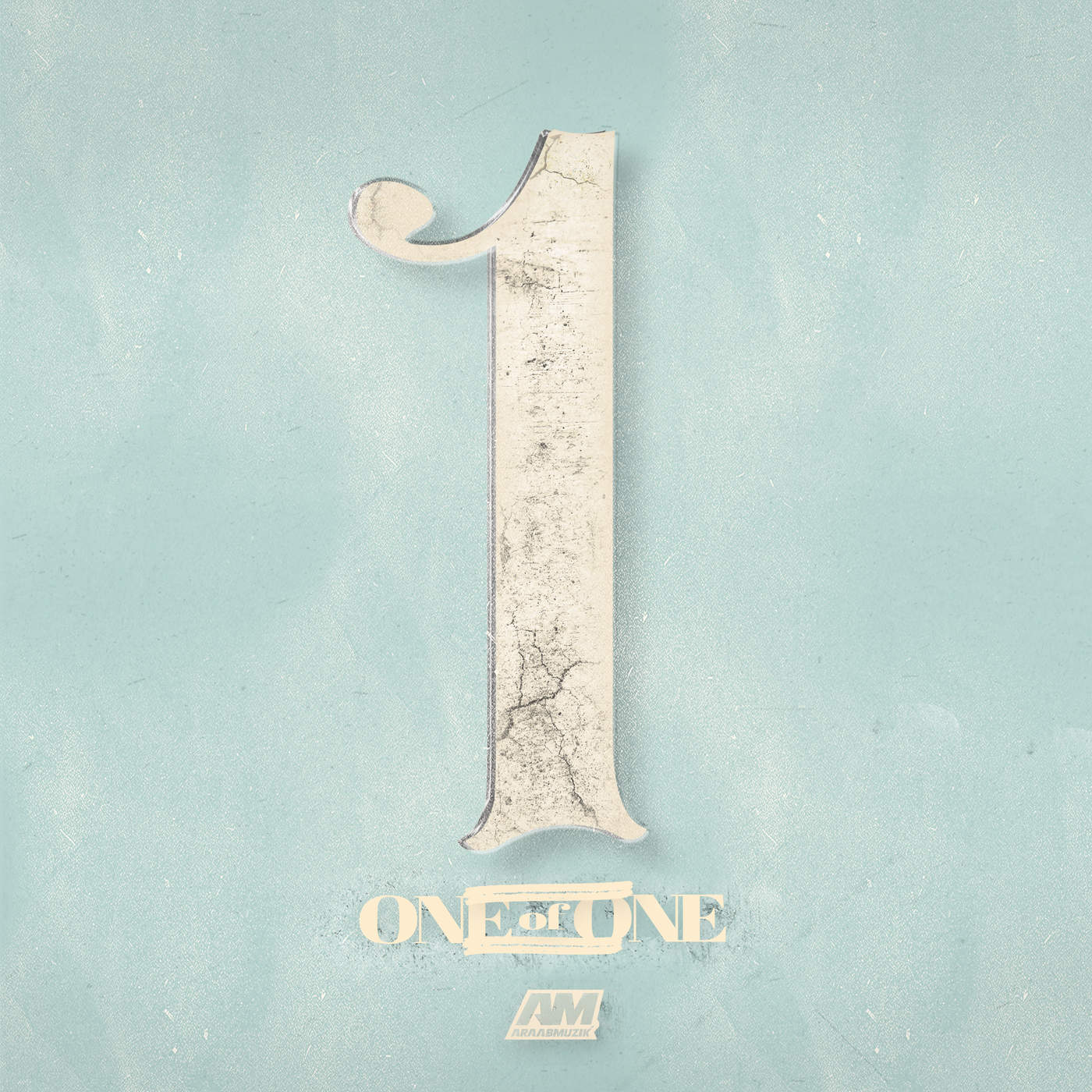 Araabmuzik - One of One - EP Cover