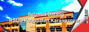 Jadwal Dokter RSUD Kabupaten Karanganyar