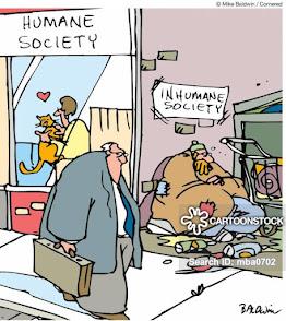 Inhumane? I think So