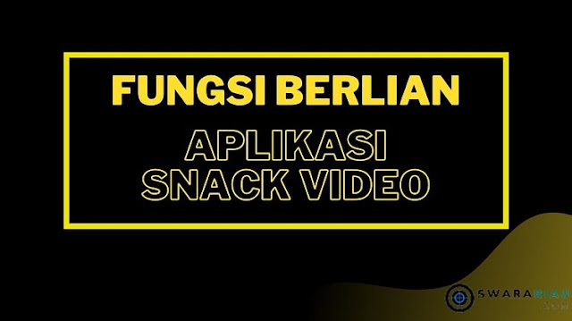 Apa Fungsi Berlian di Snack Video