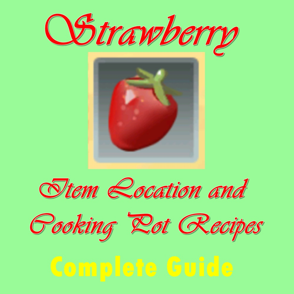 thumbnail strawberry location utopia: Origin
