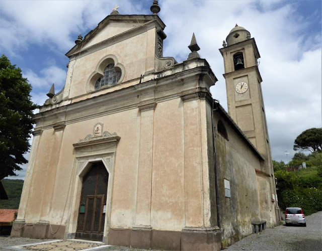 Chiesa San Giorgio a Sanda