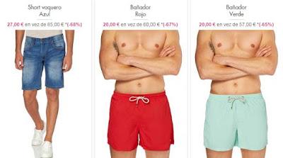 shorts y banadores para hombre