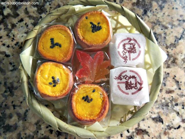 Dulces Japoneses Otoñales