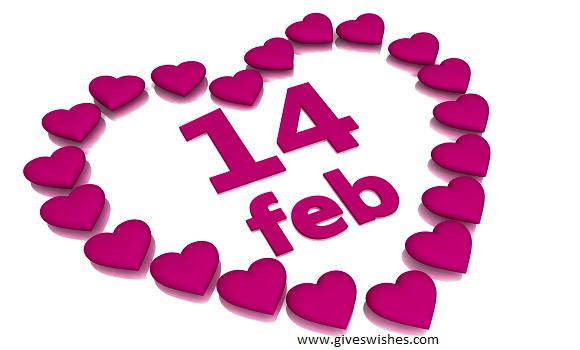 Valentine Day Wishes For Lover - Valentine Day Special 2018 ...
