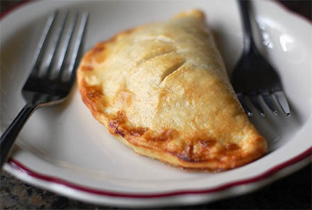Anyone can make these classic hot Ghanaian meat pies