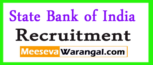 SBI (State Bank of India) Recruitment Notification 2017 Apply www.sbi.co.in