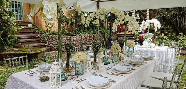 Pergola Garden Wedding Venue