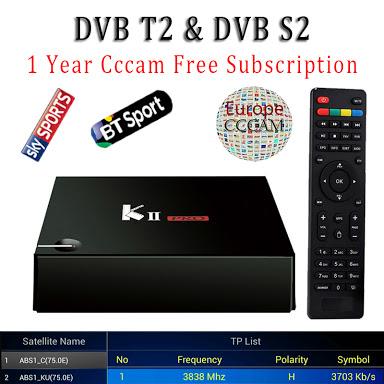 Cccam cline For 1 Year Freesat V7 HD DVB-S2 Satellite