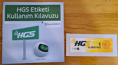 Hızlı Geçiş Sistemi (HGS) Başvurusu Nasıl Yapılır? HGS Hesabını Kredi Kartına Bağlamak ve Araçlara HGS Nasıl Takılır?