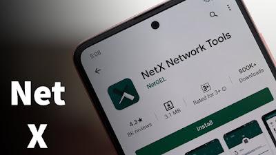 تطبيق NetX Network Tools PRO للأندرويد, تنزيل NetX Network Tools PRO مدفوع, تحميل NetX Network Tools PRO, NetX Network Tools PRO apk paid