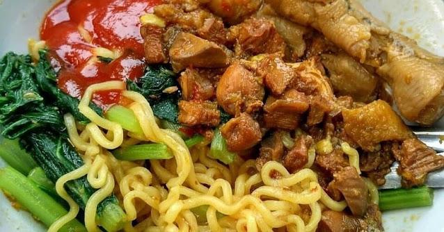Resep Mie Ayam Enak Ala Rumahan Untuk Jualan - Anti Gagal