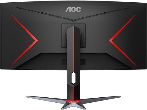 Review AOC CQ34G2 G2 Series FHD Curved Monitor