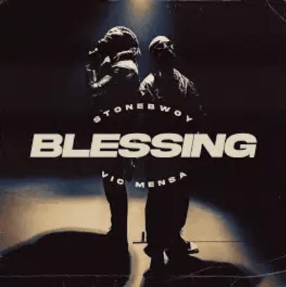 Stonebwoy – Blessing Ft Vic Mensa
