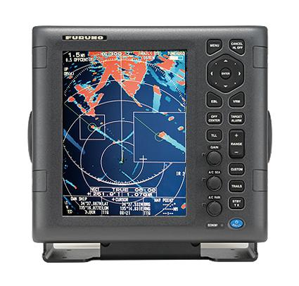 Radar perahu dan kapal