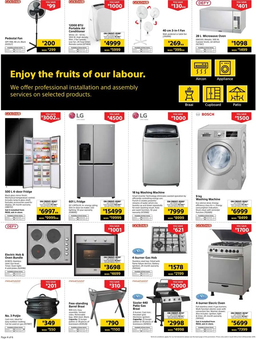 Builders Warehouse Black Friday Deals Page 4