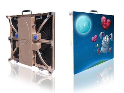 Nơi mua màn hình led p2 cabinet giá rẻ tại An Giang