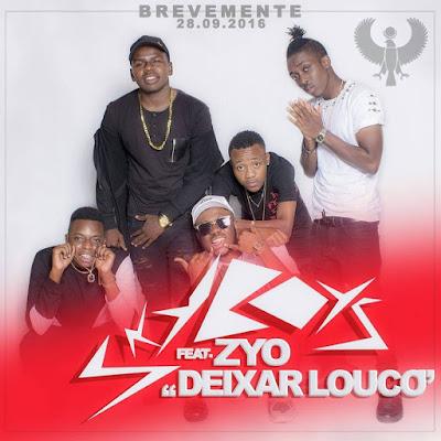 Sky Boys feat. Zyo Magalhães - Deixar Louco [R&B]