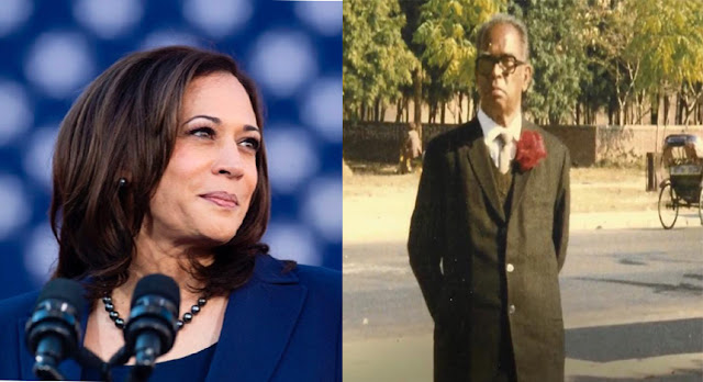 Kamala Harris grandfather