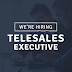 Walk in interview for Telesales Executive