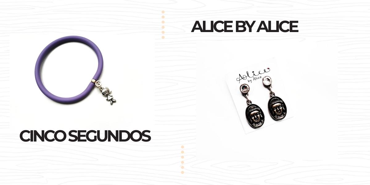 CINCO SEGUNDOS, ALICE BY ALICE,