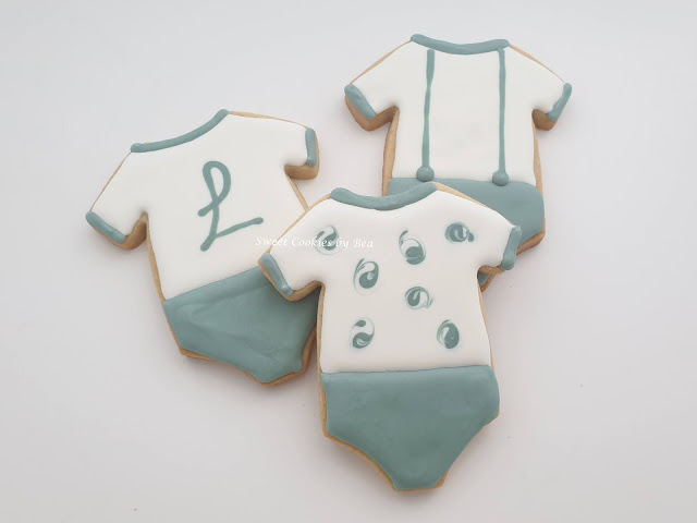 galletas glasa bebé