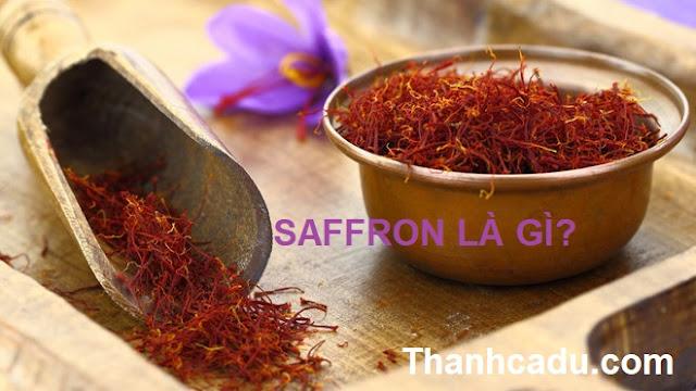 tac dung của saffron