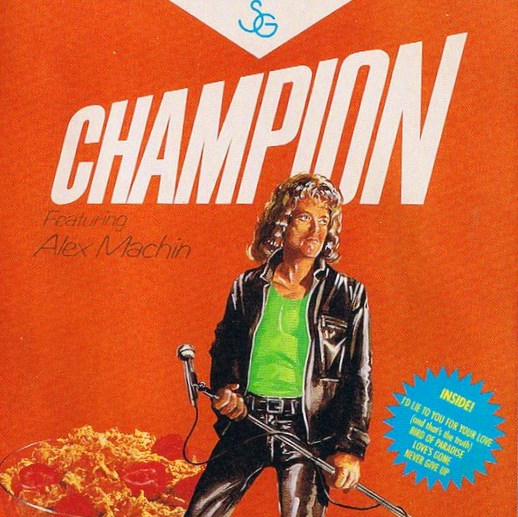 Champion [st - 1984] ~ 80's AOR & Melodic Rock Music