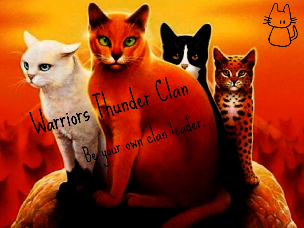 Fire Our Cats Can Save Warrior Clan Alone