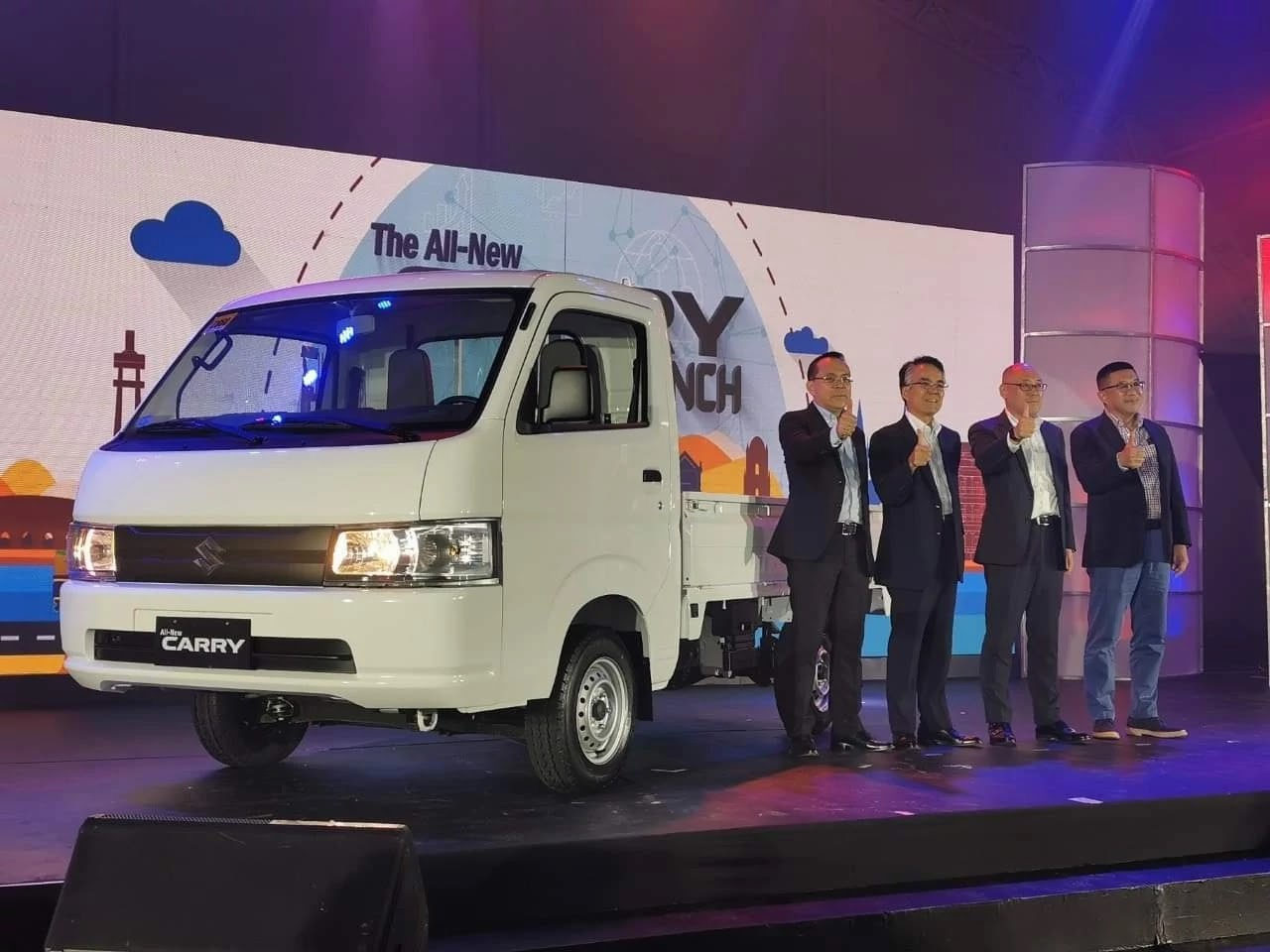 All-New 2019 Suzuki Carry
