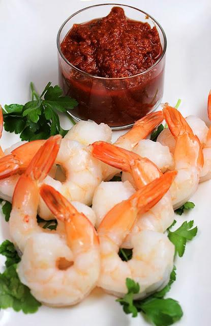 Shrimp Cocktail for Keto Diet - 5