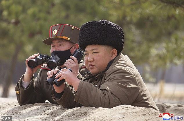 كيم جونغ أون يفر من العاصمة الكورية الشمالية هربا من فيروس كورونا