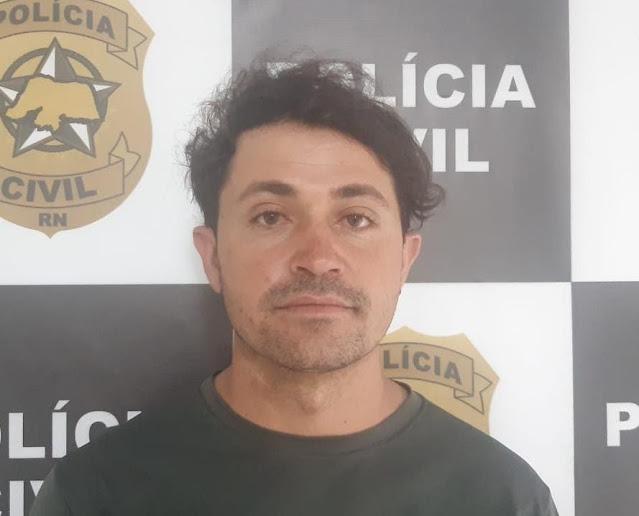 Polícia Civil prende foragido da Justiça em Cidade do RN