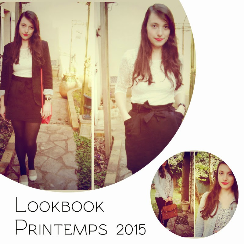 Lookbook printemps 2015
