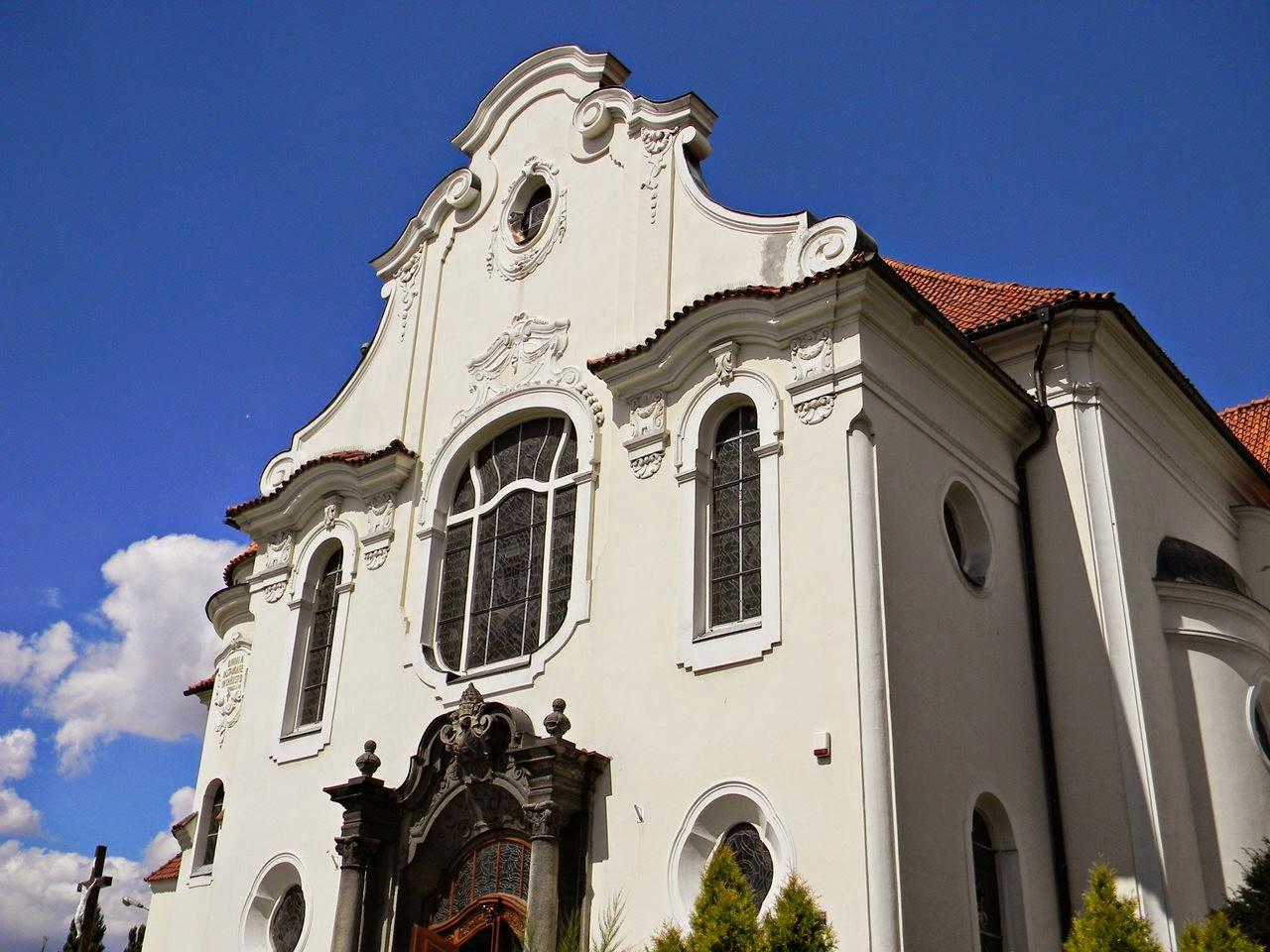 budowle sakralne, fasada