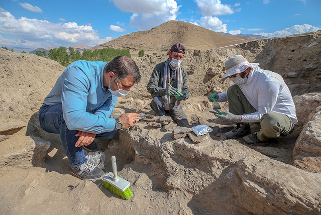 Traces of life dating back 5,000 years found in Van