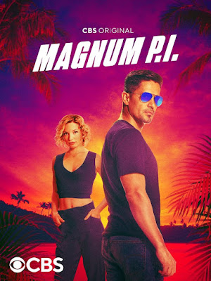 Magnum Pi Season 4 Poster 2