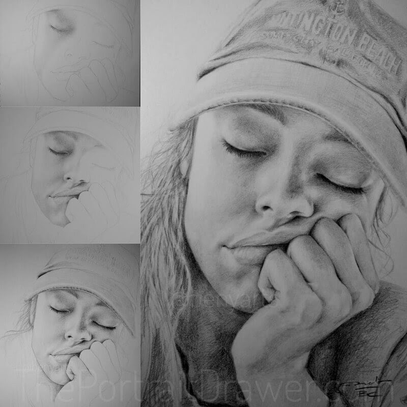 11-Benyarts-Expressions-and-Feelings-in-Graphite-Drawings