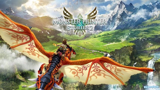 The Monster Hunter Stories 2 demo will be available in June 2021