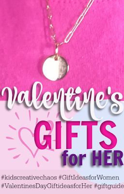 Valentine's Day Gifts for Her Gift Guide
