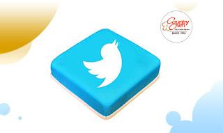 Tweet Photo Cake