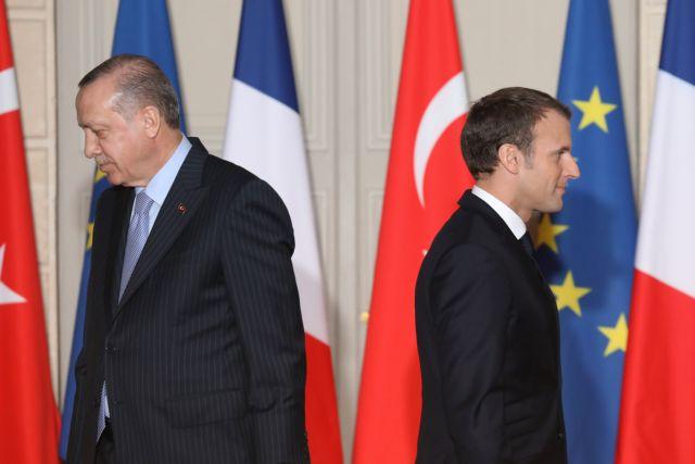 Γιατί η Γαλλία άνοιξε πόλεμο με την Τουρκία