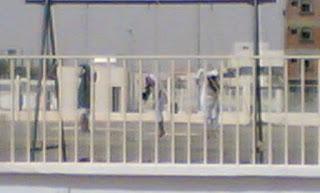 Eksekusi qatl ta'ziran tiga orang di kota Al-Jouf pada tahun 2015