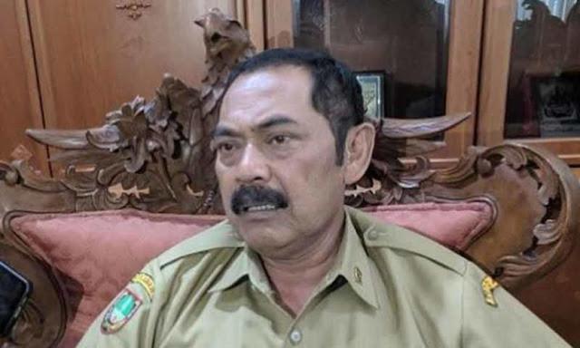 FX Rudy Benarkan Purnomo Positif Corona : Ada Riwayat ke Jakarta Bertemu Presiden Jokowi