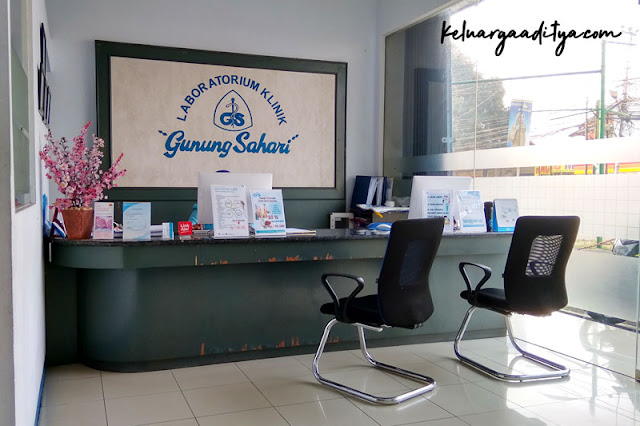 Lab Klinik Gunung Sahari Depok