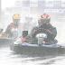 Muita chuva e vitória de Novaes na SP