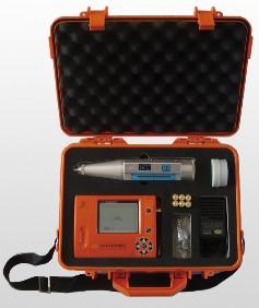 Alat Uji Kekuatan Beton Hammer Test Amtast TLD003 Wireless