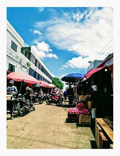 Pasar Pasir Gintung Bandar Lampung