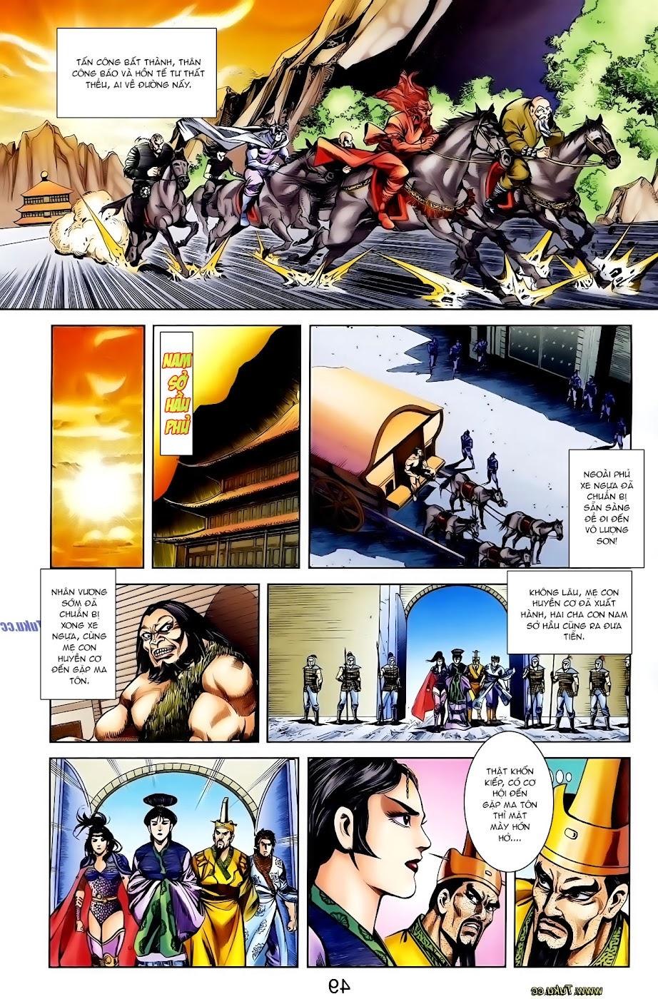 Cơ Phát Khai Chu Bản chapter 109 trang 22